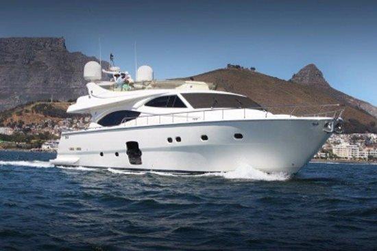 Our Fleet - Motor Yacht Sherilyn - Luxury Yacht Charters