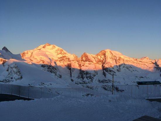 Berghaus Diavolezza: Sonnenuntergang