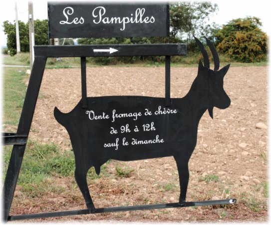 Fromagerie Les Pampilles