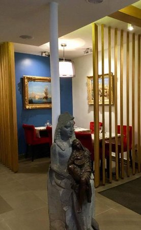 Restaurant Les Orientalistes  Paris