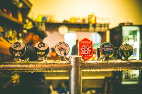 Weldborough, Αυστραλία: A rotating selection of Tasmanian craft beer and cider on tap