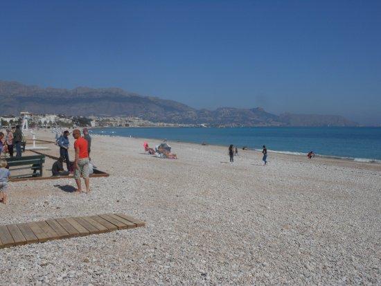 Bare ut Playa del Albir - Picture of Playa del Albir, El Albir - TripAdvisor KU-99