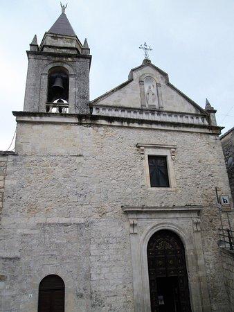 Caltabellotta, Italy: facciata chiesa