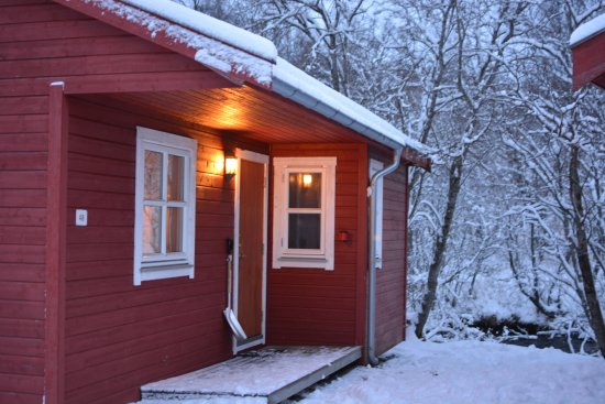 Troms, Norge: Cabin