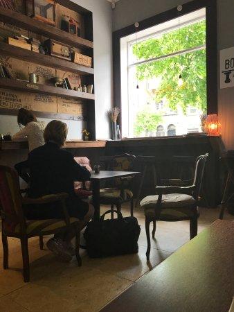 The Bookshelf Coffee House: photo1.jpg