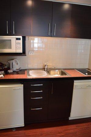 Heritage Queenstown: Kitchen