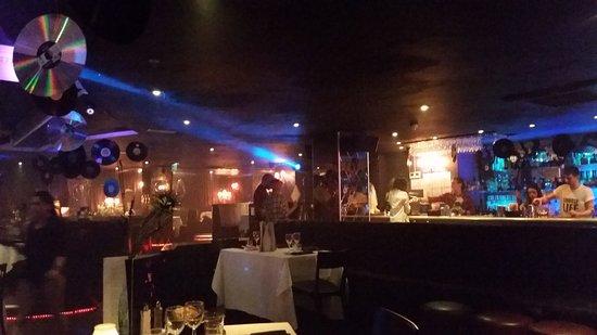 Proud Cabaret City: inside