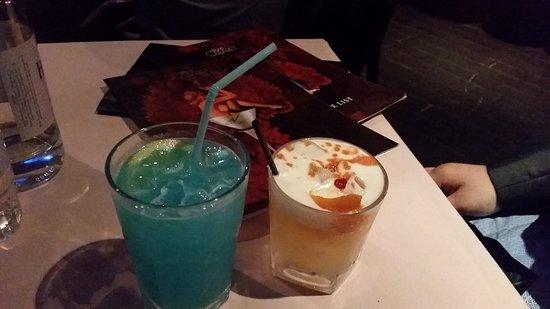 Proud Cabaret City: Cocktails.