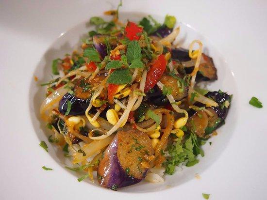 Salteado de legumes com gengibre e arroz basmati picture - Salteado de arroz ...