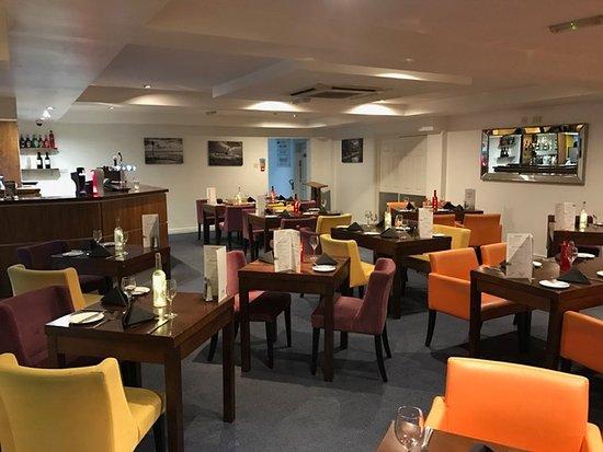 Gateway to Wales Hotel : Restaurant
