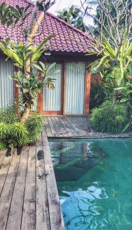 It's not hotel, it's villa!