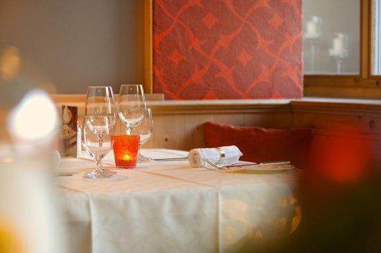Samedan, Schweiz: Tisch 30