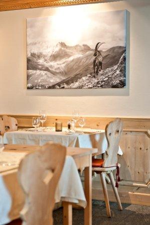 Samedan, Schweiz: La Padella