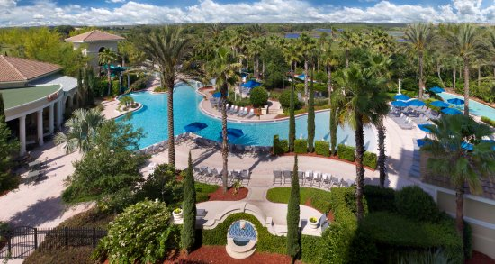 Pool Balcony View