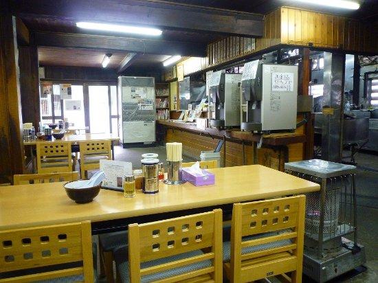 Bannaishokudo: 店内の様子