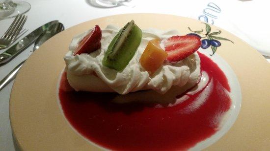 Brasserie Le Sud : Vacherin