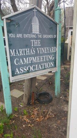 Martha's Vineyard Camp meeting Association (MVCMA) Foto
