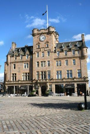 Malmaison Hotel Edinburgh Photo