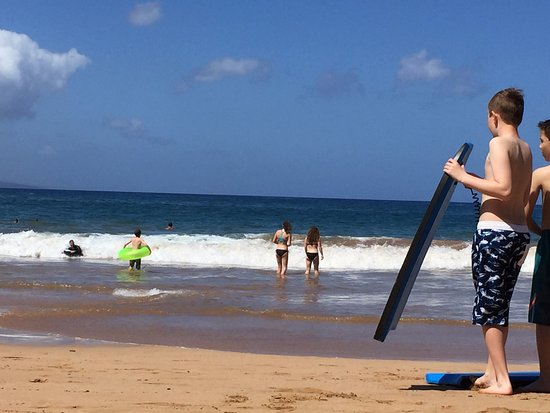 Mana Kai Maui: Keawakapu Beach