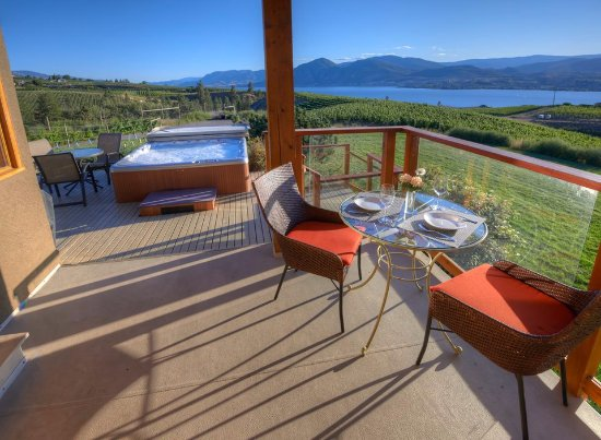 Naramata, Canadá: Therapy Guesthouse