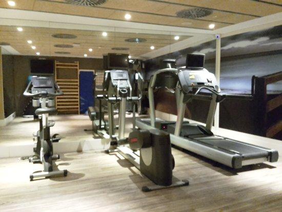 la salle de sport photo de catalonia avinyo barcelone. Black Bedroom Furniture Sets. Home Design Ideas