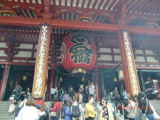 photo1.jpg - Picture of Senso-ji Temple, Taito - TripAdvisor
