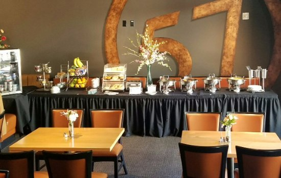 Los Gatos, CA: Complimentary Breakfast Buffet
