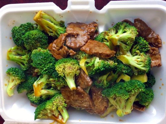 Beef With Broccoli Picture Of China Renaissance North
