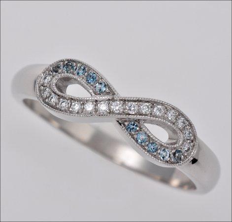 Symmetry Jewelers Designers Eternity Diamond Band