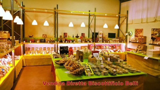 Biscottificio Belli -Vendita Diretta