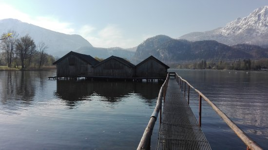 Schlehdorf, Germania: lago
