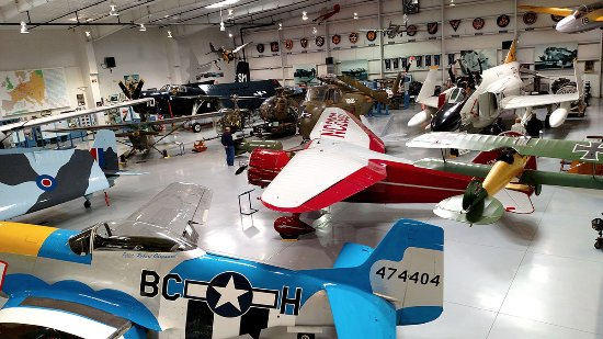 Commemorative Air Force Museum