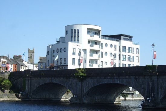 Athlone, Ireland: A view from the water