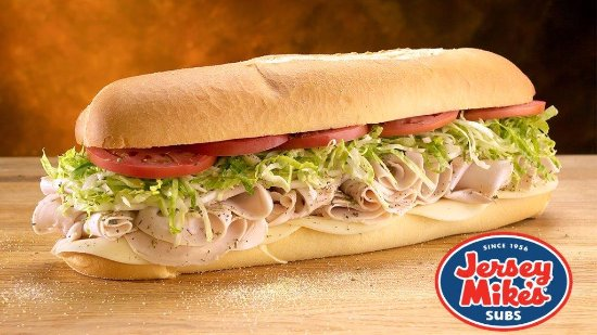 Rancho Cucamonga, CA: Jersey Mike's Subs