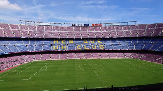 Well worth the visit even for non fans - Camp Nou cc8a36c43