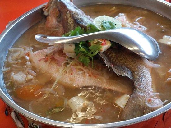 Sasaran Seafood Restaurant