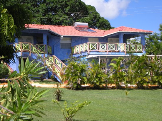 Lovely hotel picture of true blue bay boutique resort for Lovely hotel