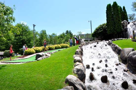 Norton Shores, Мичиган: Mini-Golf