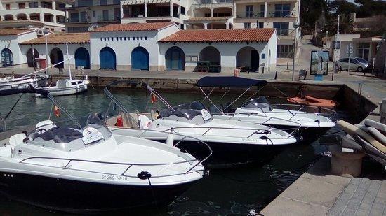 Cala Ratjada Boats Charters