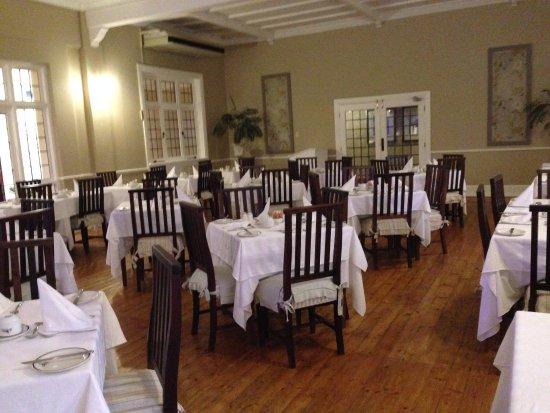 Breakfast Area Picture Of Queens Hotel Oudtshoorn