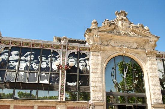 Les Halles de Narbonne