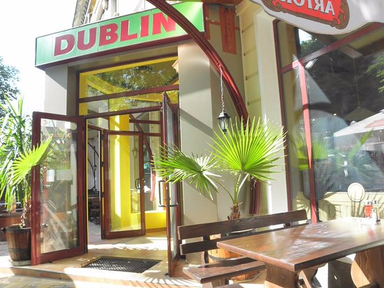 Yambol, Bulgaria: Welcome to Dublin Irish Pub!