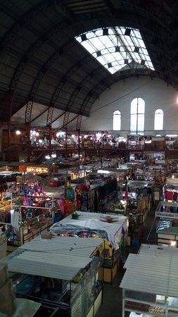 Hidalgo Market (Mercado Hidalgo): Interior del Mercado