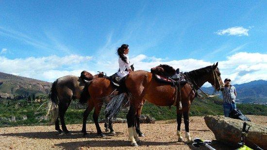 Janto Eco-turismo Equino Cabalgatas y Caminatas