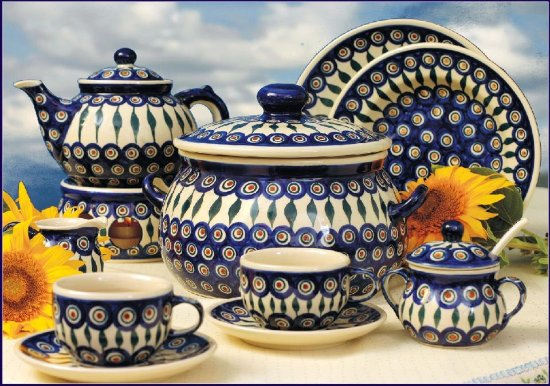 The Polish Pottery Shoppe