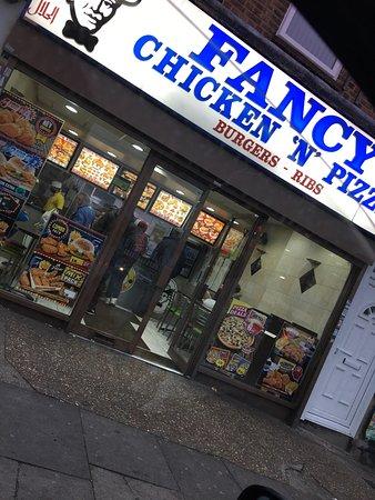 Pretty Good Chicken Shop Fancy Chicken N Pizza Wembley
