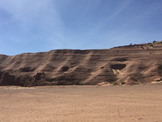 My Husband & I Went to the visit the  Red Rock Park Pyramid & Church Rock. We  wished to see the