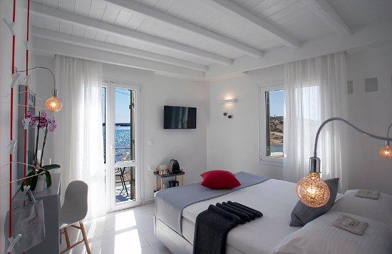 Boutique hotel glaros naxos greece reviews photos for Boutique hotel glaros