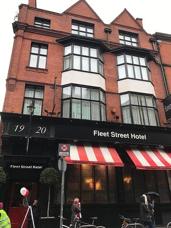 The Fleet Street Hotel: photo1.jpg