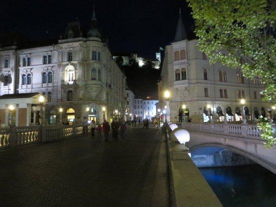 Hotel Emonec: Ljubljana bridges